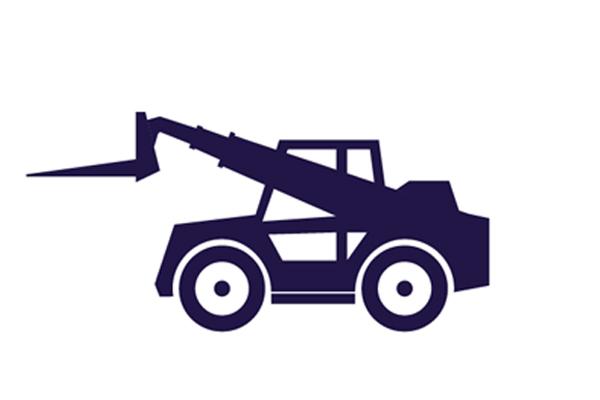 Industrial Telescopic Material Handler