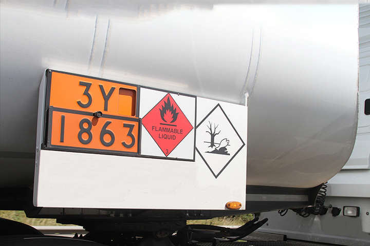 ADR Regulations and Training for Drivers Transporting Dangerous Goods