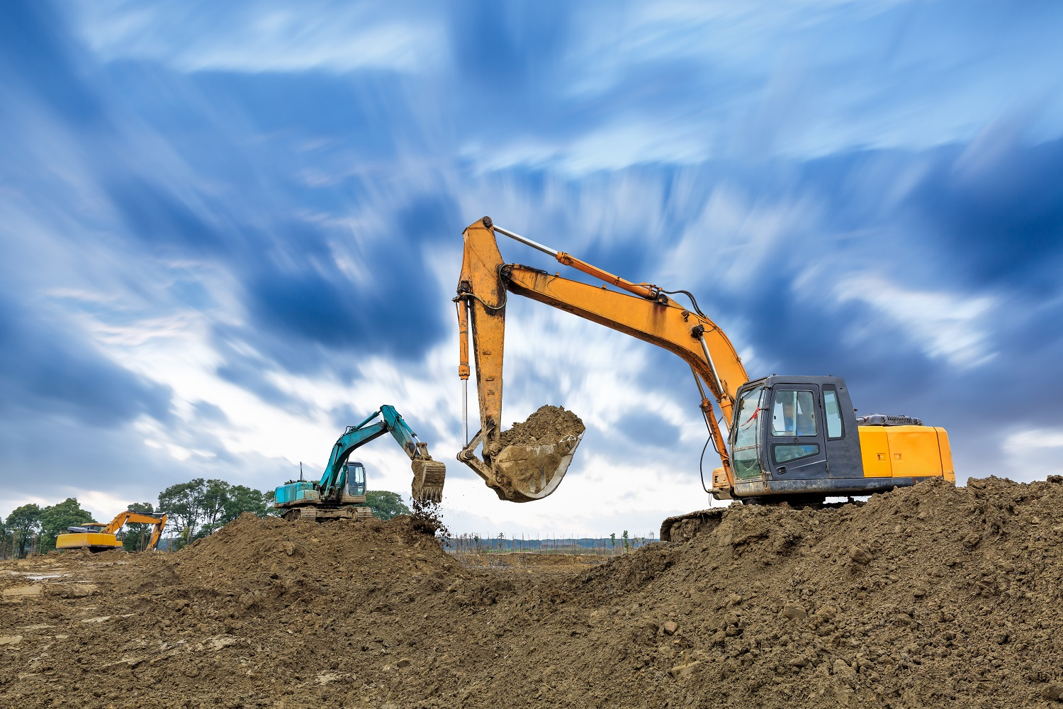 Excavator Accident Lands Engineering Company £800,000 Fine