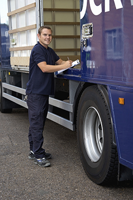 Increasing Safety & Efficiency for Home Delivery Drivers