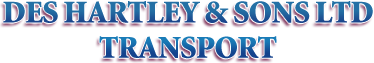 Des Hartley & Sons Ltd Transport joins Master Driver CPC Consortium