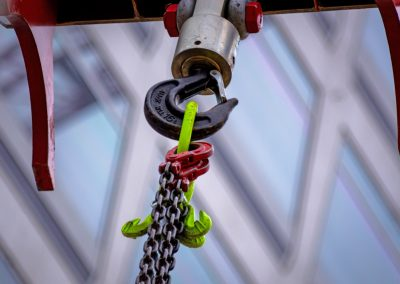 Companies fined after worker injured during lifting operation