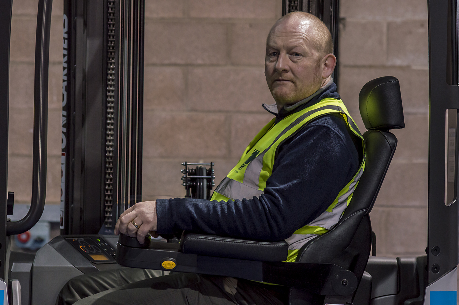 When referring to a 'licence', what is actually meant is a lift truck certificate of basic training and this does exist for forklift operators.