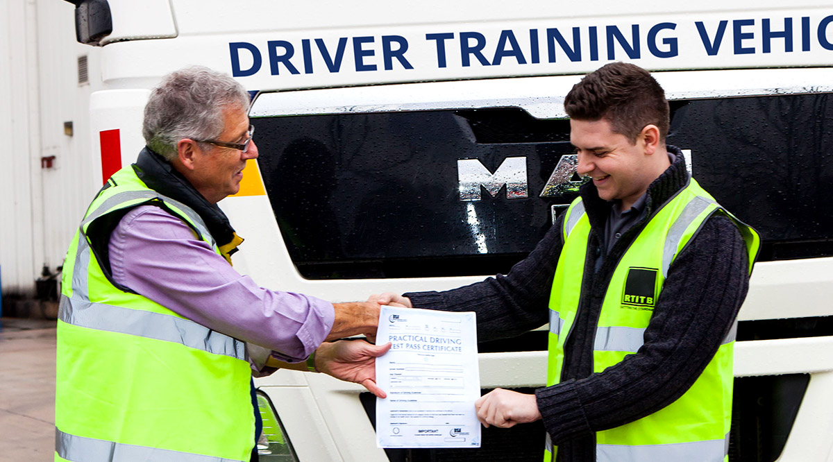 A simple guide to HGV Driver Training