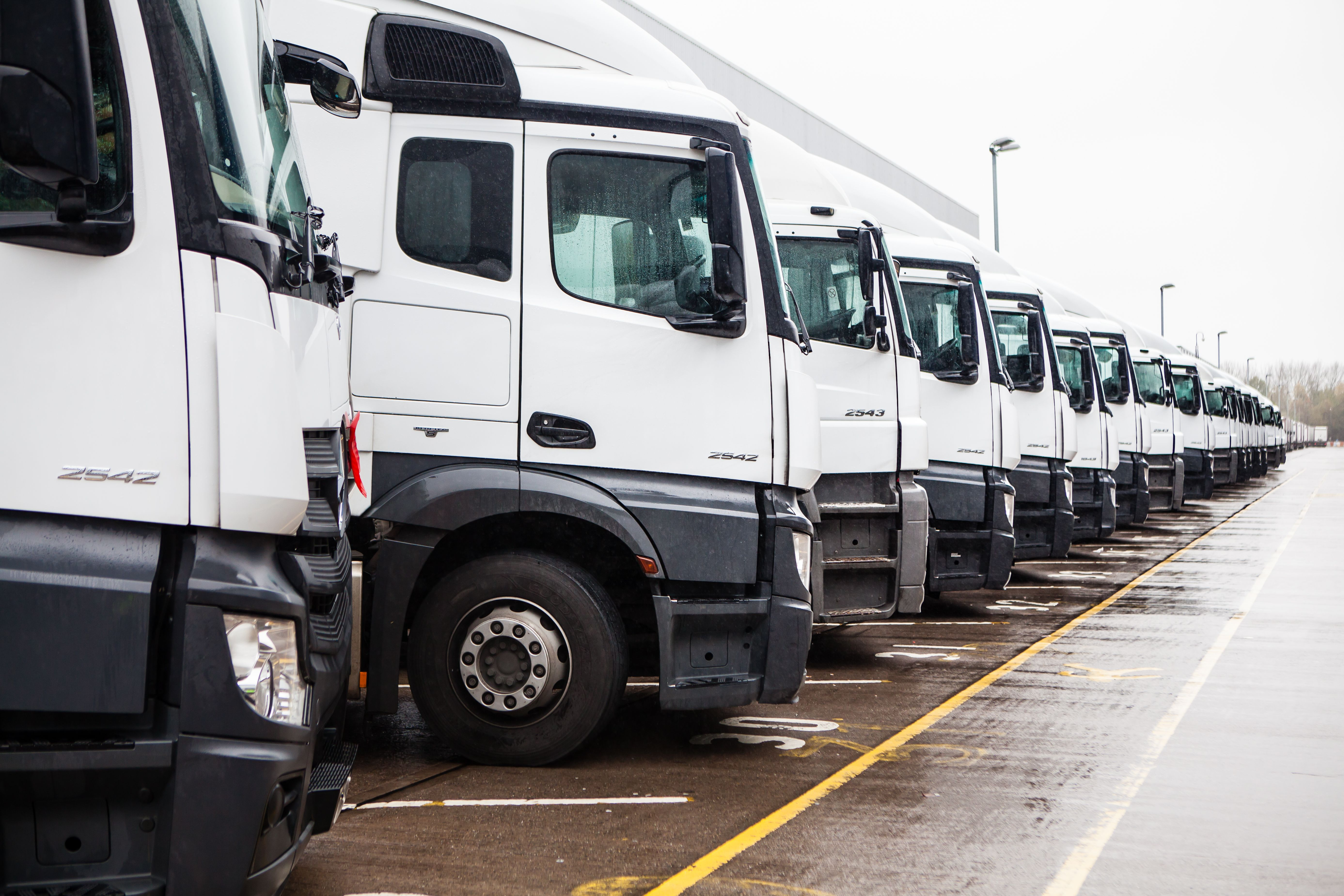 Haulier banned from running vehicles for five years and jailed for three