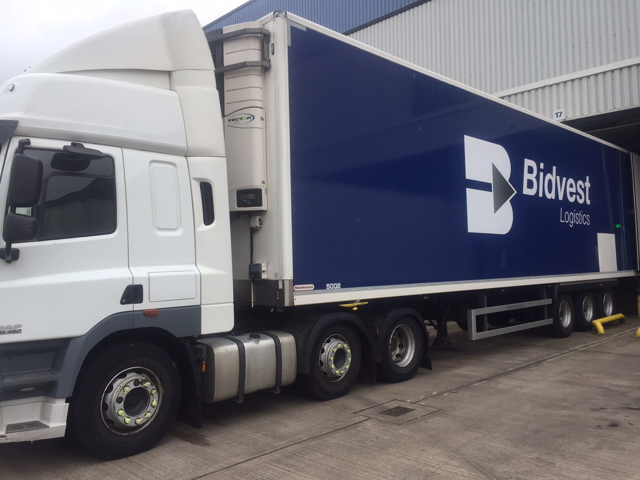 Bidvest Logistics Reports £25,000 Fuel Saving with the RTITB Master Driver CPC Consortium