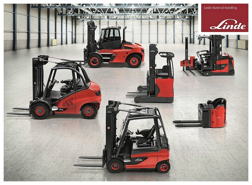 Linde Material Handling Ireland Becomes RTITB Accredited