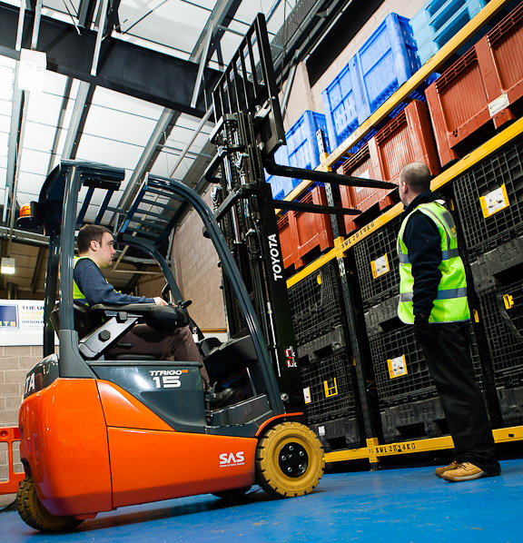 What to Expect on a Counterbalance Lift Truck Operator Course?