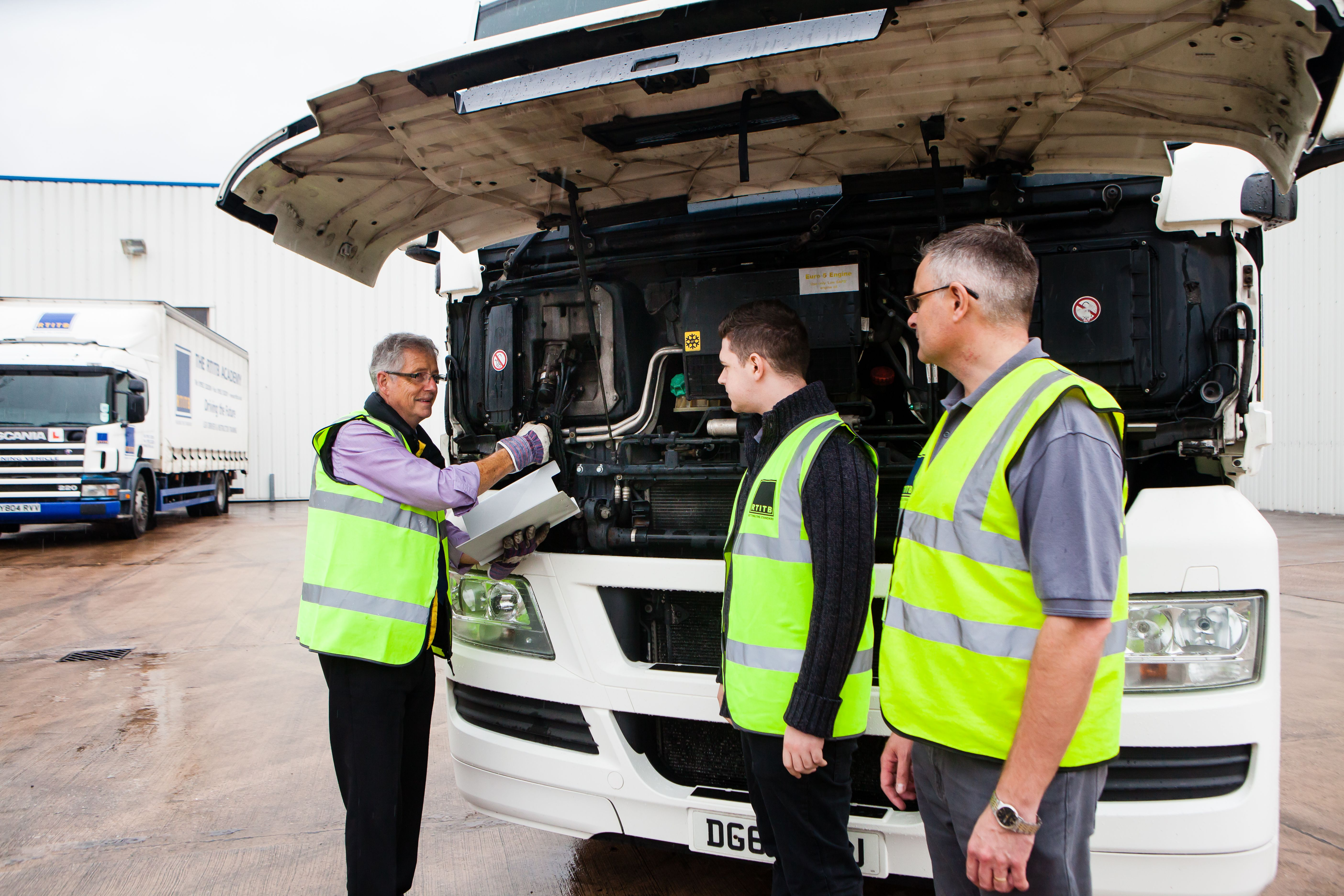 Why Have A Trained LGV Driver Assessor?