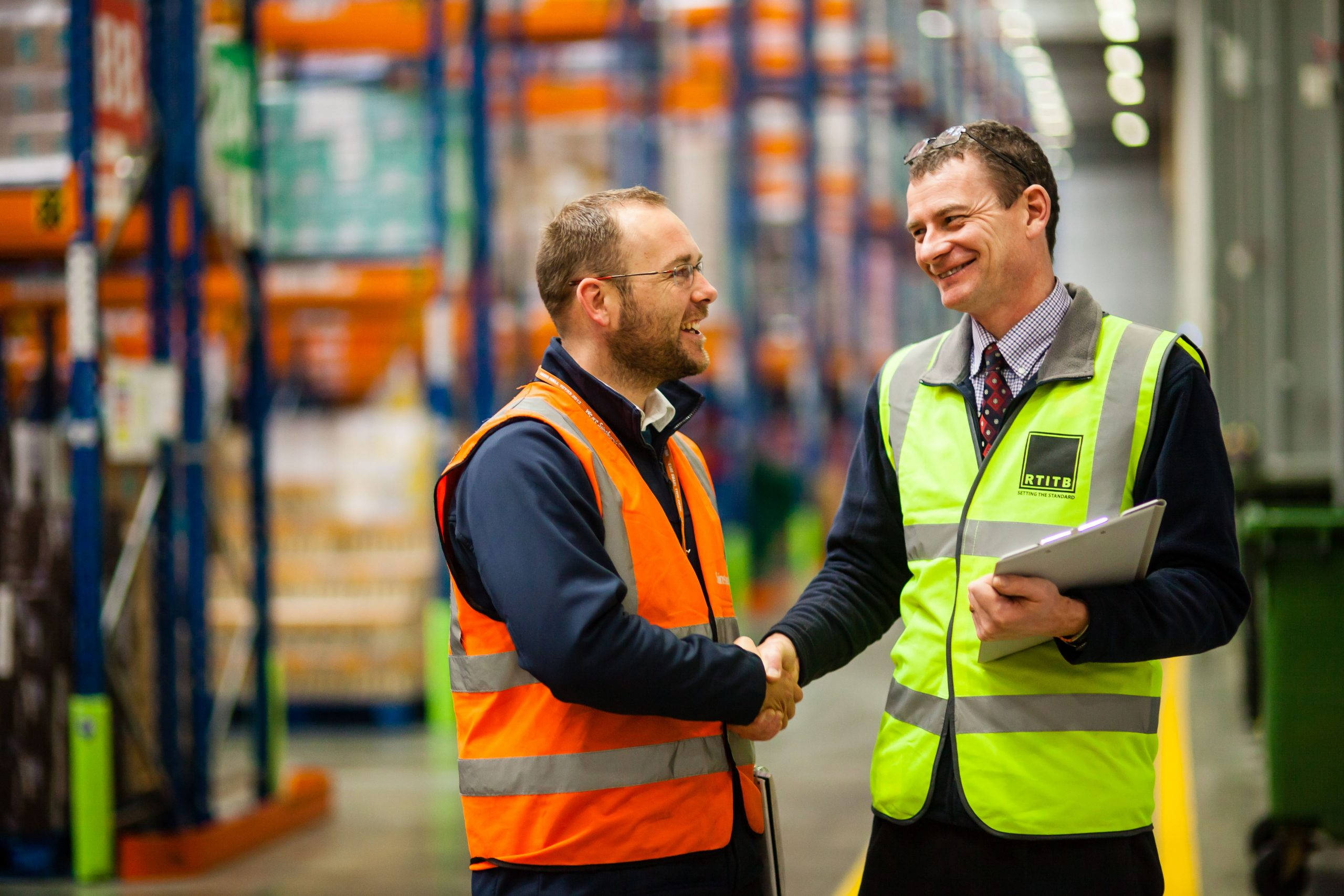 Reduce Injuries Within the Food & Drink Sector with Correct Manual Handling Training