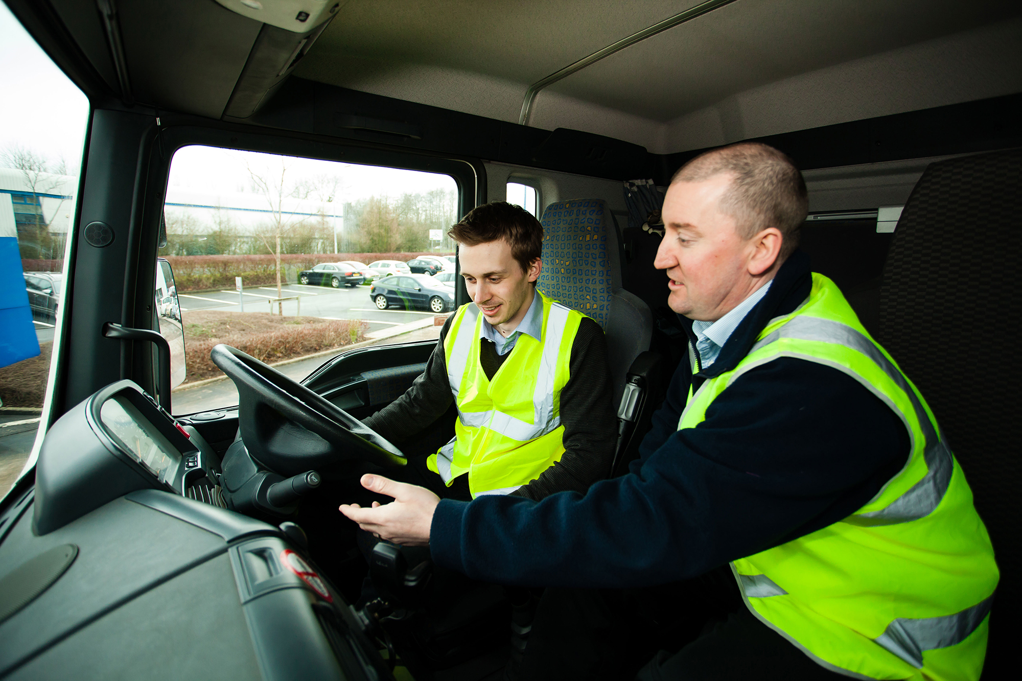 Undervalued professional LGV drivers jeopardise future logistics sector success