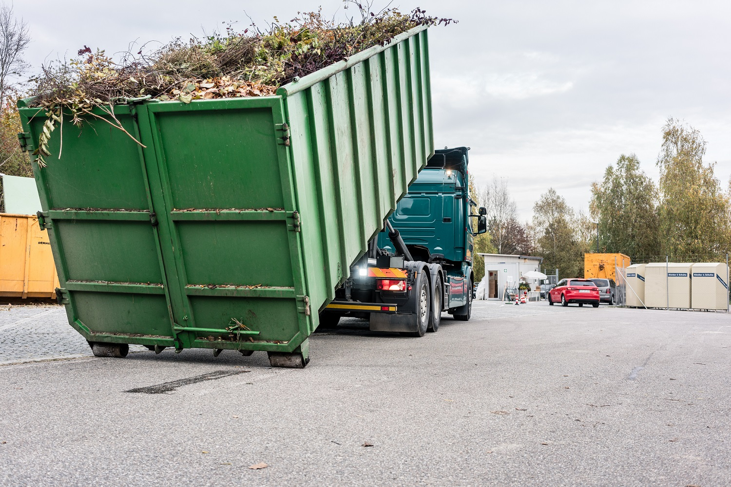 £1M Fine for Waste Company Following Reversing Vehicle Death