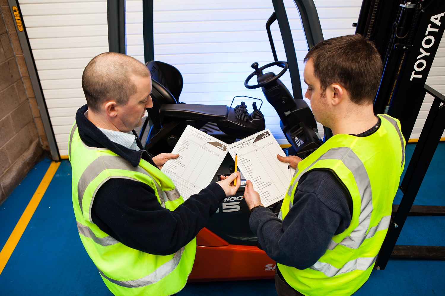 Are You and Your Operators Overlooking Lift Truck Pre-Use Inspections?