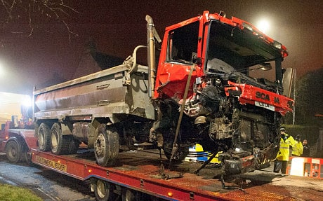 Two Men Convicted After Tipper Accident Kills Four