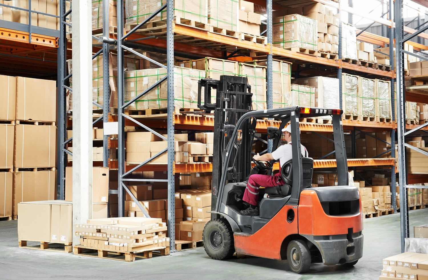 When Do Lift Truck Operators Need Conversion Training?