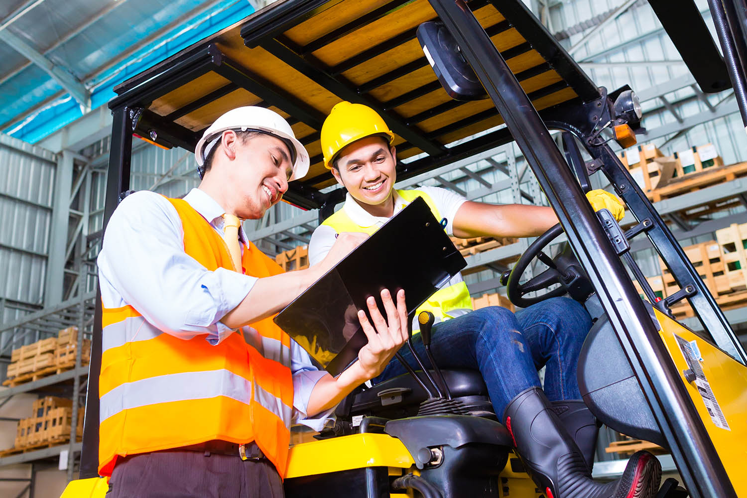 Which Lift Truck Course – Instructor or Assessor