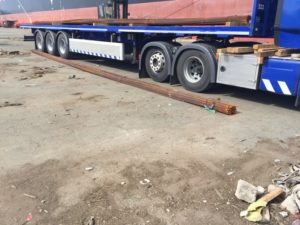 £300k fine for port company after worker injured in forklift load incident
