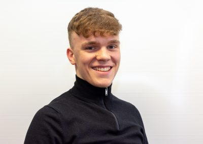 RTITB apprentice highlights benefits of choosing the apprenticeship route for career development