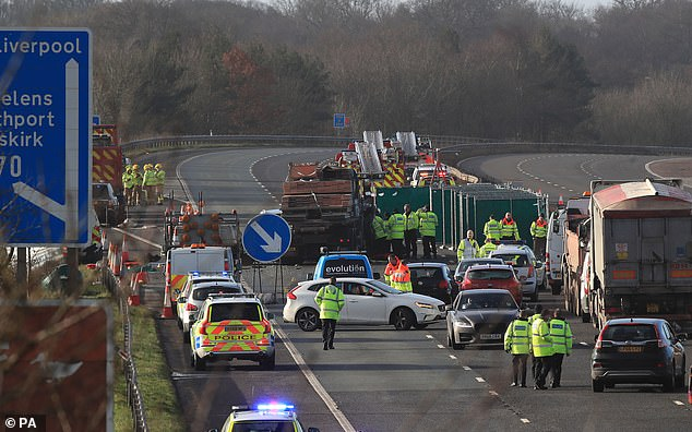 Lorry driver was playing on his phone during fatal crash involving 14-year old