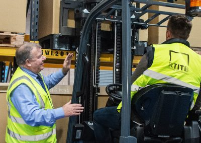 Lift truck training vital amid COVID-19 pandemic