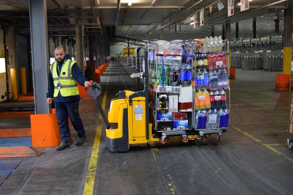 Why pallet and stacker truck training is set to improve with new standard