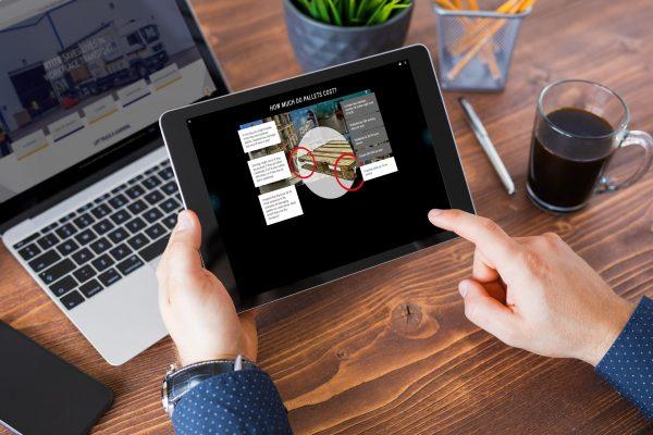 Mantra Learning minimises business disruption with eTruck UK