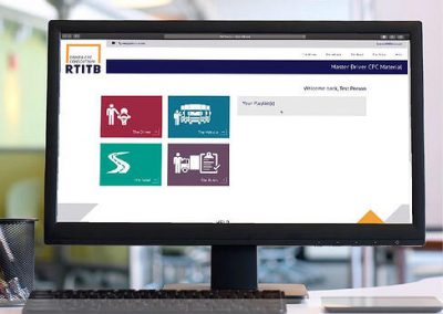 Driver CPC moves up a gear with new RTITB online training materials and playlists