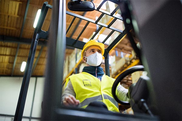 Free Webinar: There's no such thing as a forklift licence!