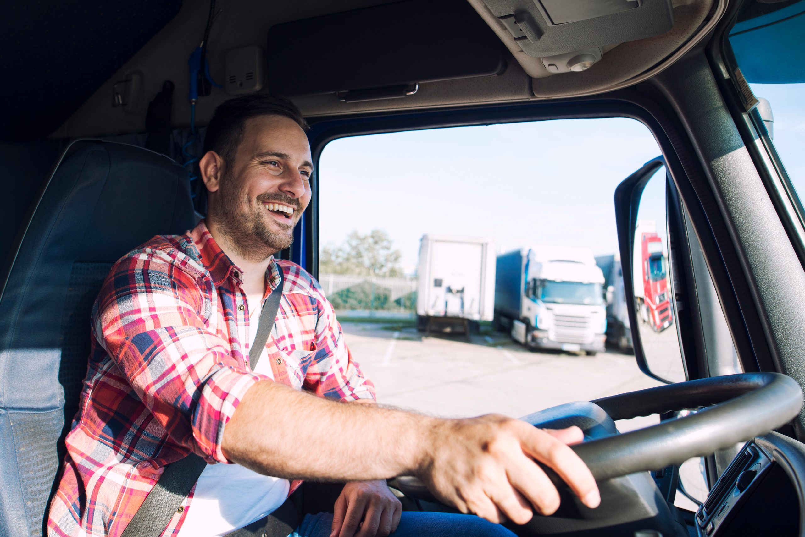 How to tackle your LGV drivers' mental health during the Covid-19 pandemic
