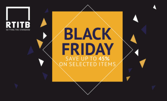 Make the most of our fantastic Black Friday savings!