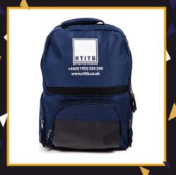 RTITB Branded Rucksack