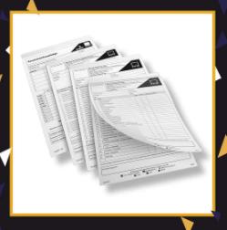 Test Marking Sheet Bundle