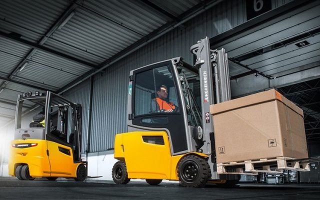 Jungheinrich Lift Truck Ltd benefits from RTITB Accreditation