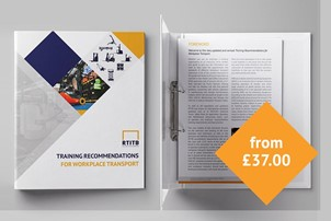 RTITB Training Recommendations for Workplace Transport Guide
