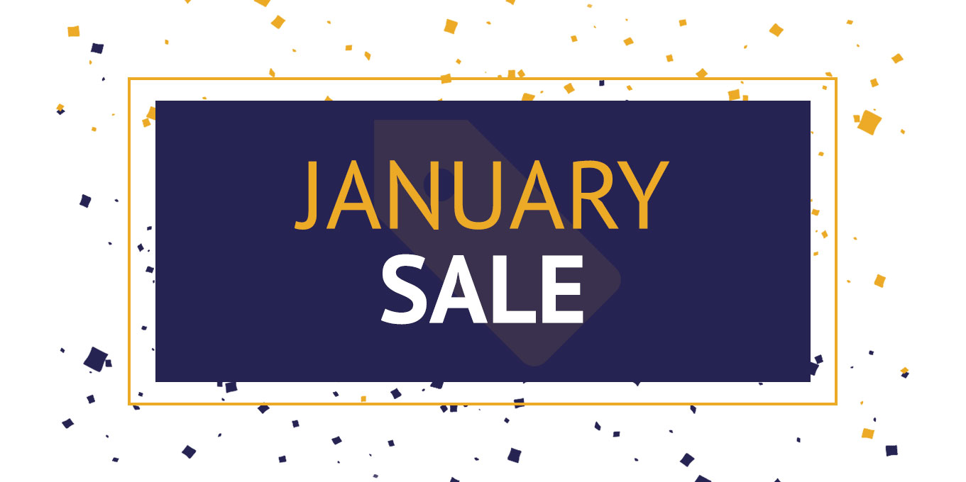 Avoid the January blues with our fantastic savings on training essentials!