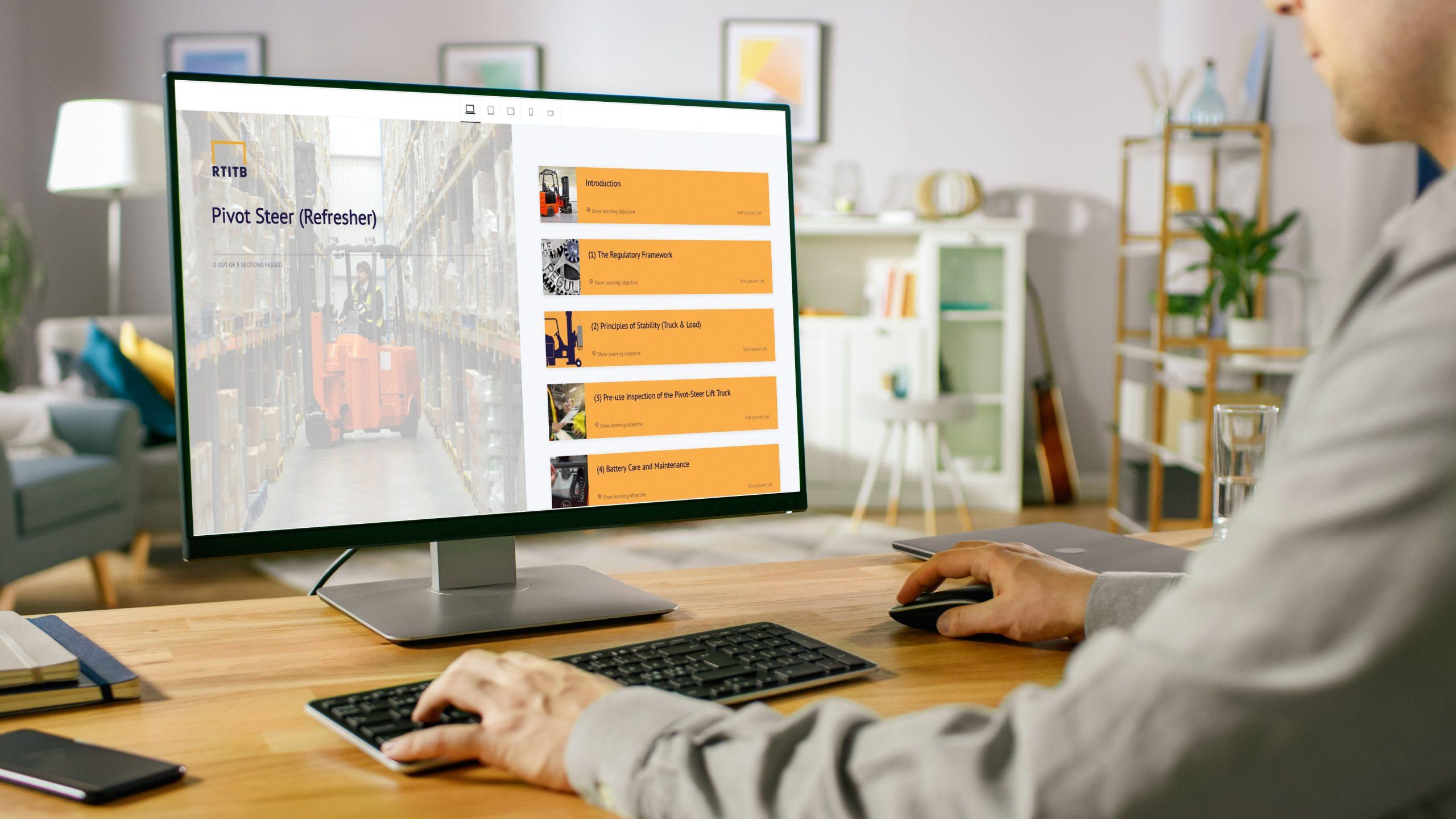 Pivot Steer Refresher eLearning