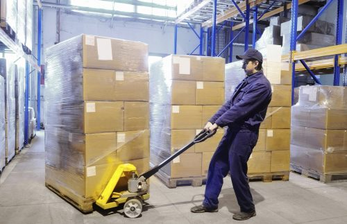 New Manual Pallet Truck Course to Tackle Workplace Injuries