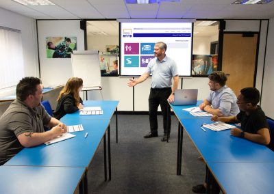 New Driver CPC training covers personal development to help tackle skills shortage