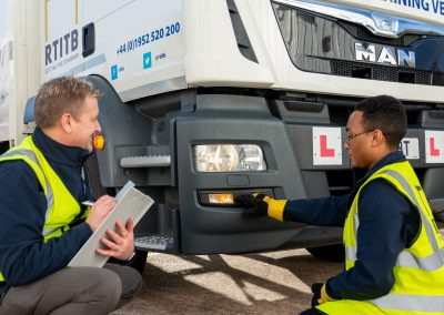 How to get your LGV operations back on track with training