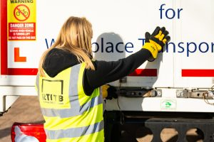 LGV Driver Apprenticeship