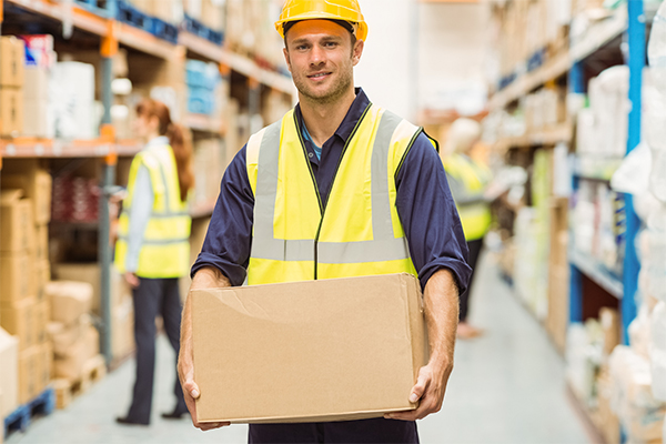 6 top tips for safe manual handling in the supply chain