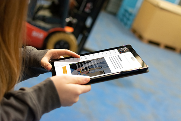 How to manage lift truck operations effectively
