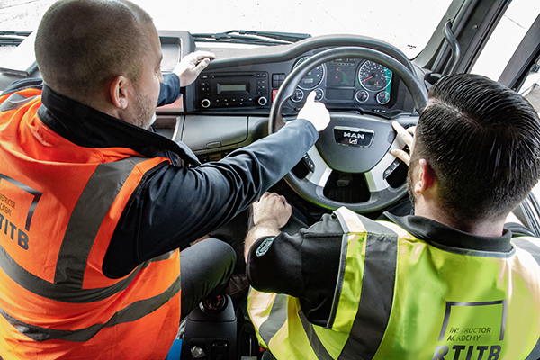 How do I fill my vacant LGV driver positions?